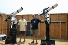 Scott Hammonds and Chris Hetlage